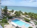 WOW! ONLY $110!!! 2 BR Oceanview Condo! Book NOW!