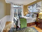 1 Bedroom Belltown Water View Oasis