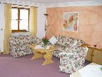 Vacation Apartment in Bad Hindelang - 377 sqft, bread roll delivery, cark park, beautiful lawn (# 1174) #1174