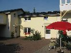 Vacation Apartment in Bad Schwartau - 624 sqft, located in a renovated washhouse, courtyard available, #1208