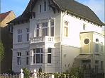 Vacation Apartment in Bad Schwartau - 549 sqft, located in a renovated villa, courtyard available, washer #1206