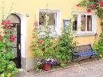 Vacation Apartment in Eckernfrde - 431 sqft, senior-friendly, handicapped access (# 1505) #1505