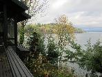 1 Bedroom + Loft, Vashon Island Waterfront Rental