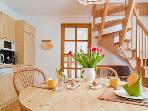 Vacation Apartment in Füssen - 904 sqft, completely outfitted, stylish, sauna (# 2096) #2096