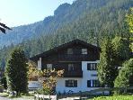 Vacation Apartment in Schnau am Knigssee - 452 sqft, quiet, comfortable (# 2187) #2187