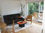Vacation Apartment in Kiel - 463 sqft, central, comfortable, ecological, near the beach (# 2297) #2297