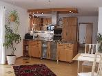 Vacation Apartment in Bad Aibling - 721 sqft, central, completely outfitted, WiFi (# 2326) #2326