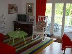 Vacation Apartment in Scharbeutz - 581 sqft, WiFi, near the beach (# 2495) #2495