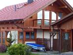 Vacation Apartment in Trockenborn-Wolfersdorf - 484 sqft, newly furnished, comfortable, relaxing (#… #2520