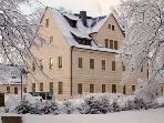 Vacation Home in Augustusburg - 893 sqft, spacious, warm (# 2585) #2585