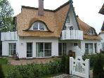 Vacation Apartment in Zingst - 753 sqft, house next to Baltic Sea, sauna (# 2624) #2624