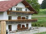 Vacation Apartment in Lechbruck - comfortable, pool, riding lessons (# 2646) #2646