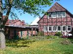 Vacation Home in Salzhausen - nicely furnished, spacious, garden (# 2718) #2718