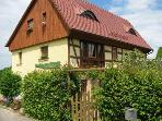 Vacation Apartment in Colditz - 807 sqft, natural, comfortable, relaxing (# 2788) #2788
