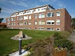 Vacation Apartment in Cuxhaven - 517 sqft, central, quiet location, affordable (# 2872) #2872