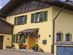 Vacation Apartment in Oberammergau - 409 sqft, newly furnished, comfortable, relaxing (# 2921) #2921