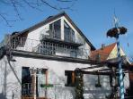 Vacation Apartment in Munich - 592 sqft, bavarian-style, comfortable (# 307) #307