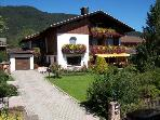 Vacation Apartment in Inzell - 409 sqft, well-kept, central, alpine (# 3149) #3149