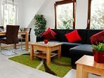 Vacation Apartment in Kenzingen - 721 sqft, comfortable, modern, luxury (# 3282) #3282
