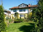 Vacation Apartment in Dornstetten - 1023 sqft, central, sunny, bright (# 3333) #3333