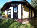 Vacation Home in Buehlerzell - 646 sqft, quiet, sunny, large (# 3428) #3428