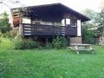 Vacation Home in Buehlerzell - 646 sqft, quiet, sunny, large (# 3429) #3429