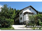 Vacation Apartment in Bayerisch Eisenstein - 807 sqft, decked out with every amenity possible, community #430