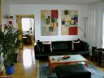 Vacation Apartment in Oberhausen - 721 sqft, parking space included, great views (# 572) #572