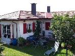 Vacation Apartment in Freinsheim - 753 sqft, large beds, lots of room, big backyard (# 674) #674