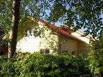 Cottage in Roetgen - huge terrace, great landscaping, colorfully furnished (# 766) #766