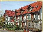 Vacation Apartment in Gersfeld - balcony, large windows, beautiful landscape (# 776) #776
