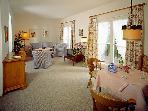 Vacation Apartment in Garmisch-Partenkirchen - terrace, great views, nice backyard (# 811) #811