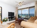 ETW 5006: Charming beachfront condo-WiFi,Free Beach Service,Great Views
