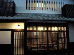 Kyoto machiya townhouse near Gion