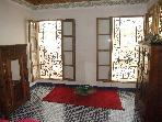 Fab artist's house in the heart of Fez medina
