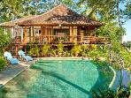 Architectural Digest featured Ubud estate-