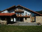 Beautiful B&B farmhouse-mill close to Bilbao and the see