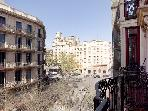 Apartment Alegre  holiday vacation apartment spain, barcelona, vacation apartment to let spain, barcelona, holiday apartment rental spain,