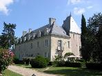 Chateau de Loire + Coach House Chateau rental in Loire valley - Rent this chateau in the Loire with Rentavilla.com