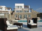 Villa Orchid 1 rent villa ornos beach mykonos greek islands