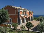 Villa Sicilia villa to rent in Sicily