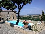 The Italian Villa Italian Villa Rental in aTuscan hilltown