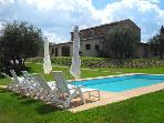 Villa Cypress Villa Cypress, Tuscany, Tuscan villa, Montepulciano, Siena,
