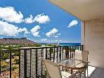 Waikiki Banyan #3105 T-1 - Ocean and Diamond Head views from upgraded one-bedroom vacation rental!