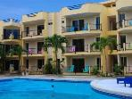 Beautiful One Bedroom Condo At  Garden Condos In Sosua