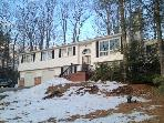 Conway Vacation Home with views - close to town! 114350