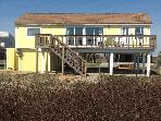 ABSOLUTE BEACHFRONT / BOOKING FAST/ DOG FRIENDLY!
