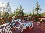 4BR Lake View Cabin w/Hot Tub & Pool Table - Less than Half a Mile to Heavenly Ski Area!