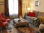Dandi, luxury 3 BR apt next to Passeig de Grcia