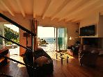 Award-winning oceanfront 2 bedroom villa